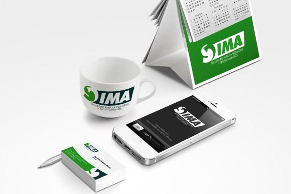 Desarrollo de imagen y logotipo SIMA