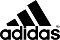 アディダスの現行のロゴ