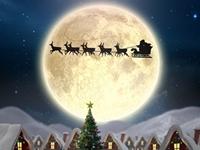 今年のクリスマスは38年ぶりの満月に!