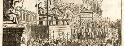 Fransk feminist henrettet