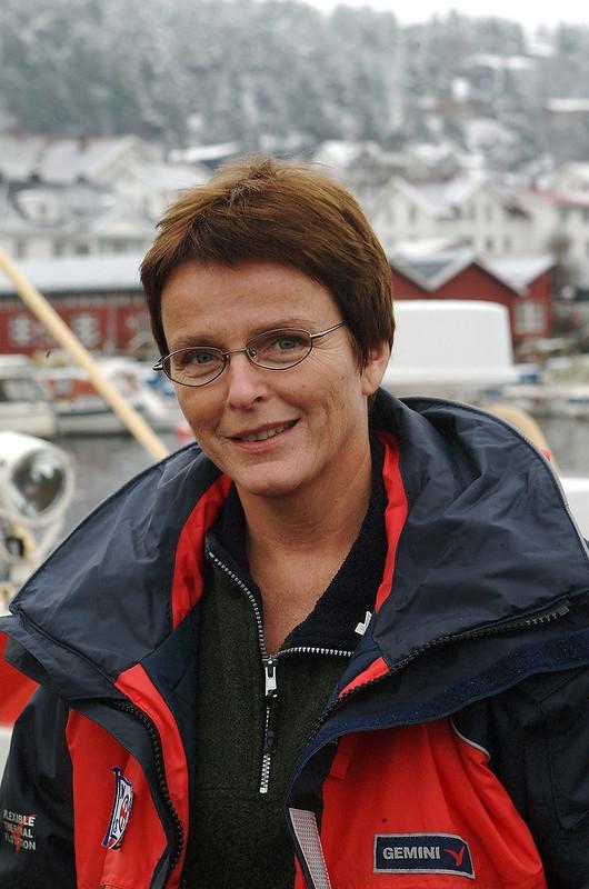 Anne Enger Lahnstein i 2012. Foto: Redningsselskapet CC.BY.NC.SA.