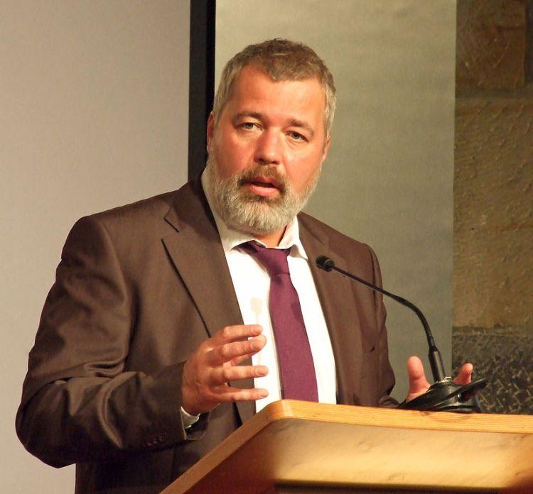 Dmitry Muratov i 2012. Foto: Euka CC.BY.SA.