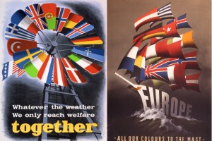 Postere produsert av Economic Cooperation Administration