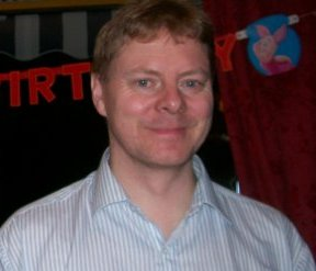 Redaktør og oppviglersjef, Per Aage Pleym Christensen.
