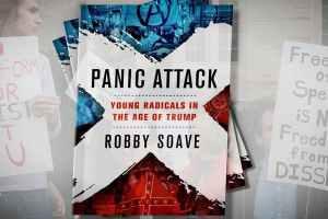 Panic Attack: Young Radicals in the Age of Trump av Robby Soave. Skjermdump: Reason.TV.