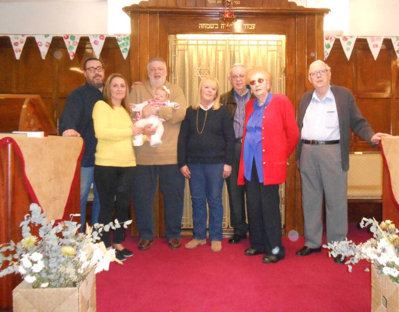 Peter Benscher and Family