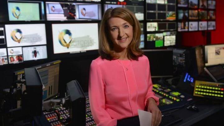 BBC Presener Victoria Derbyshire
