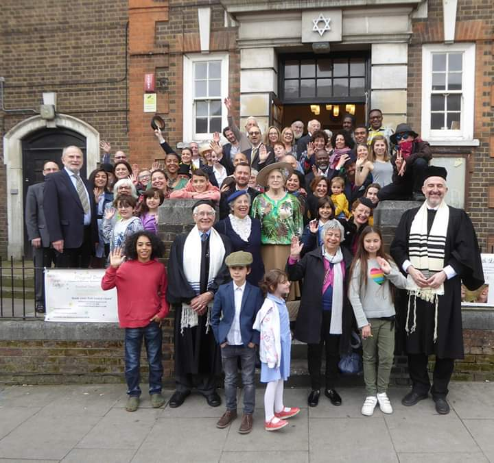 South London Liberal Synagogue anniversary service
