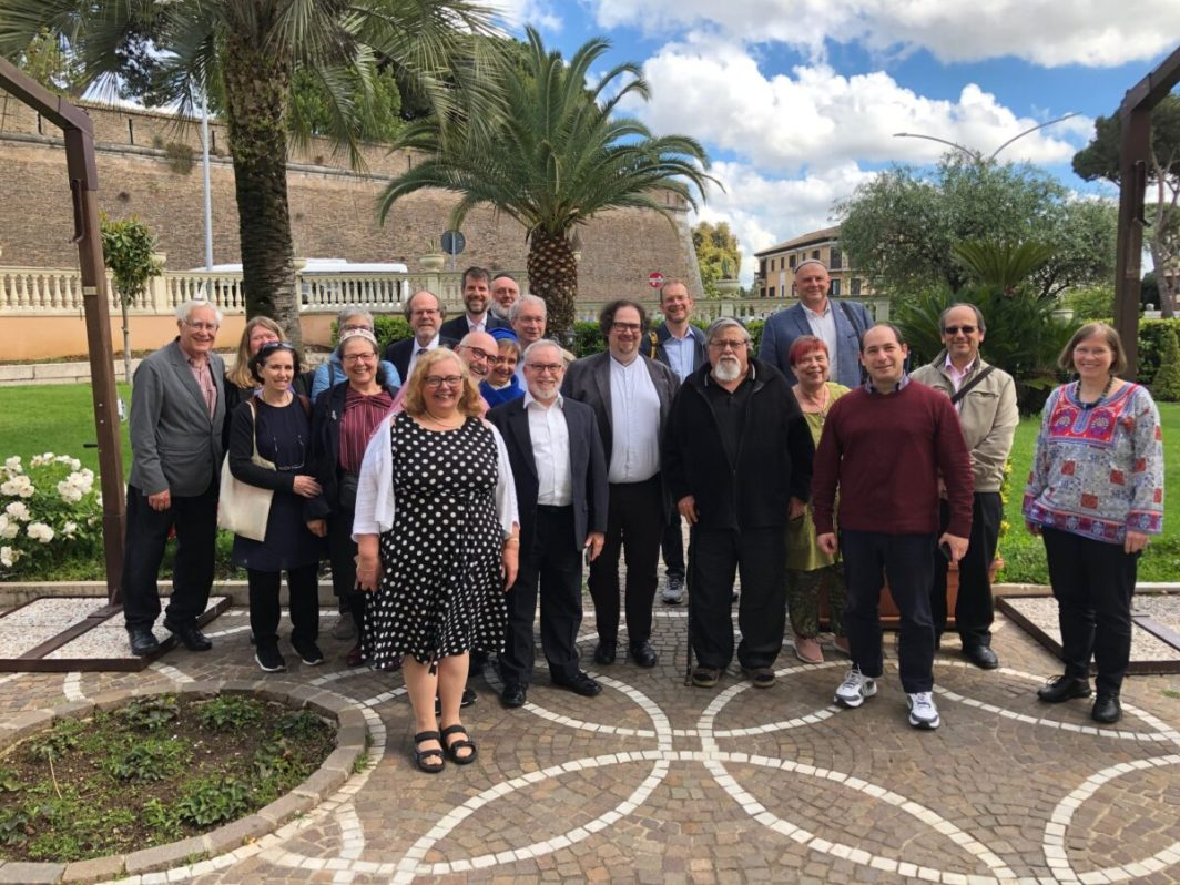 Progressive Rabbis at the ERA Kallah in Rome
