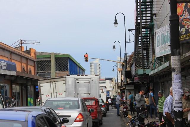 San José, Costa Rica. Avenida 1.