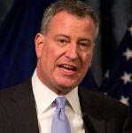 Mayor Bill DeBlasio