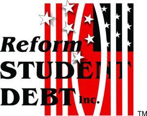 Reform Student Debt Official Logo