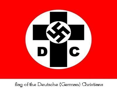 Bandeira dos Deutsch Christians