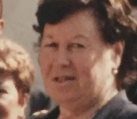 angela pernice 76 anni scomparsa da casa
