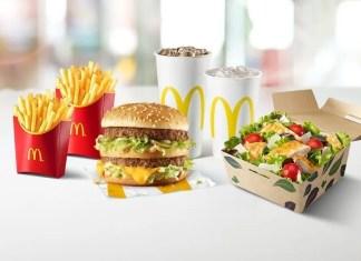 McDonald's riapre i punti vendita in Lombardia