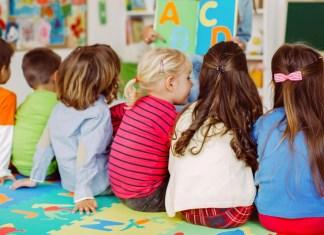 bambini scuola rodari