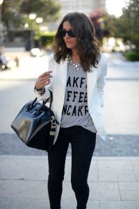 liberata dolce fashion blogger bloggerstyle style fall fashion 2015 leather grunge tee