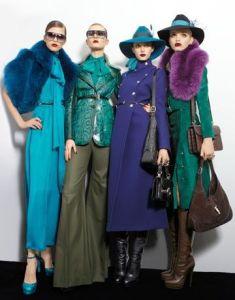 Liberata Dolce Winter Fashion 2015 Rocker Chic 70s disco blogger style fashion 2