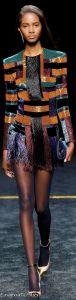 Liberata Dolce Winter Fashion 2015 Rocker Chic 70s disco blogger style fashion bold prints