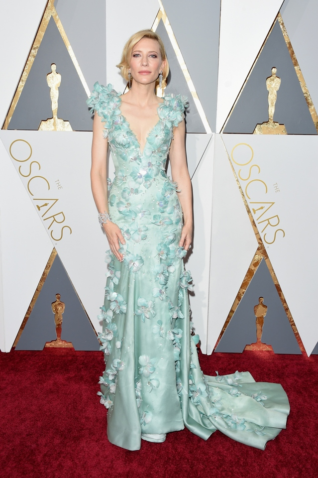 cate blanchett armani prive liberata dolce academy awards oscar best dressed fashion style blogger blog red carpet glamour