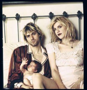 kurt cobain courtney love 90s grunge fashion trend