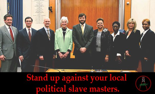 Local Political Slave Masters