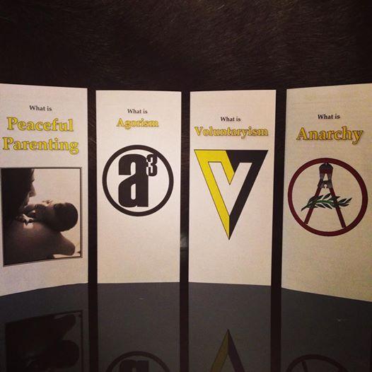 activist pamphlets