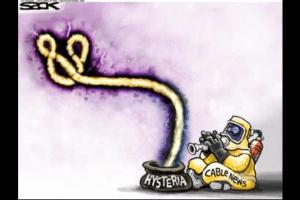 Snake Charmer Ebola