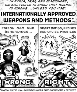 Approved Killing Methods