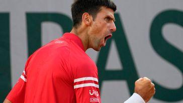 Djokovic crée la surprise et s'offre Nadal – Libération