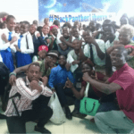 Professor Burrowes Motivates Liberian Students Through Black Panther