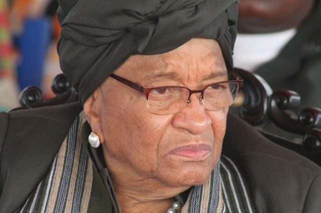 the former chairman of the Truth and Reconciliation Commission (TRC), Cllr. Jerome Verdier, responding to a VOA Day Break Africa report on the case, welcomed the civil lawsuit against former President Ellen Johnson Sirleaf specifically
