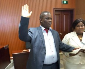 During the Presentation of the Joint Security, Deputy Minister of Justice Nyantee Tuan argues that the police are there to protect everyone, saying the NEC should had incorporated security at every stage of the by-elections and the results, noting that during the results, NEC gave the police a very short notice but they were still there. The Inspector General of the Liberia National Police Col. Patrick Sudue explains the District#13 violence is still under investigation, adding that the parties involved were issued letters to appear for a conference.