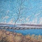 Angelo Ciocca ponte di barche