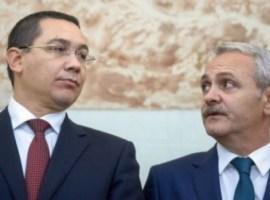 """Ponta către Dragnea: """"Rămâi cu bufonii, analfabetele și fripturiștii"""""""