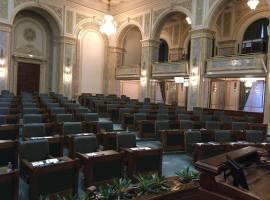 Parlamentul a fost blocat de CEx-ul PSD. Ședința scaunelor goale în Casa Poporului