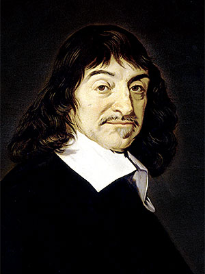 René Descartes (alias Renato Cartesio)