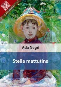 Stella mattutina di Ada Negri