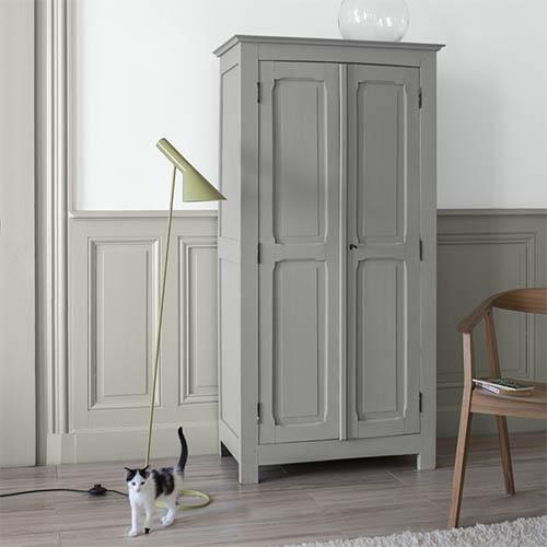 peinture meuble bois mate a base de caseine liberon