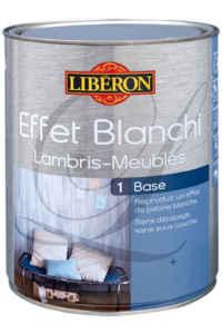 Patiner Un Meuble En Blanc Grace A L Effet Blanchi Base De Liberon