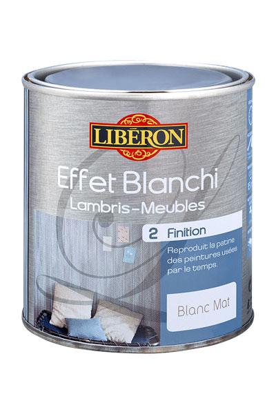 L Effet Blanchi Finition Liberon France