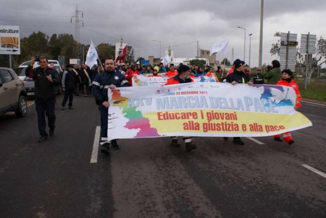 InfoCaritas Marcia della Pace