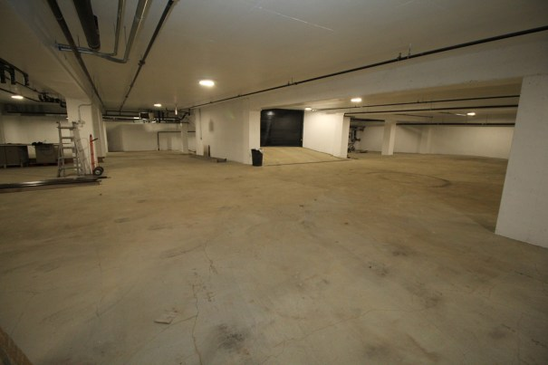 Secure, Heated Underground Parking With Elevator Access