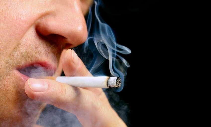 UK Smoking Habits. Photograph: Peter Dazeley/Getty Images