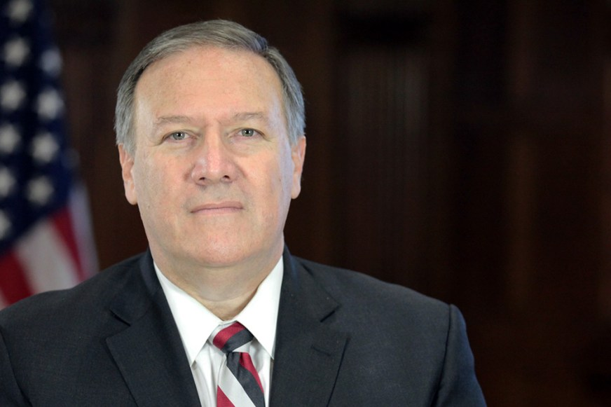 Mike Pompeo to address Liberty Class of 2020 - The Liberty ...