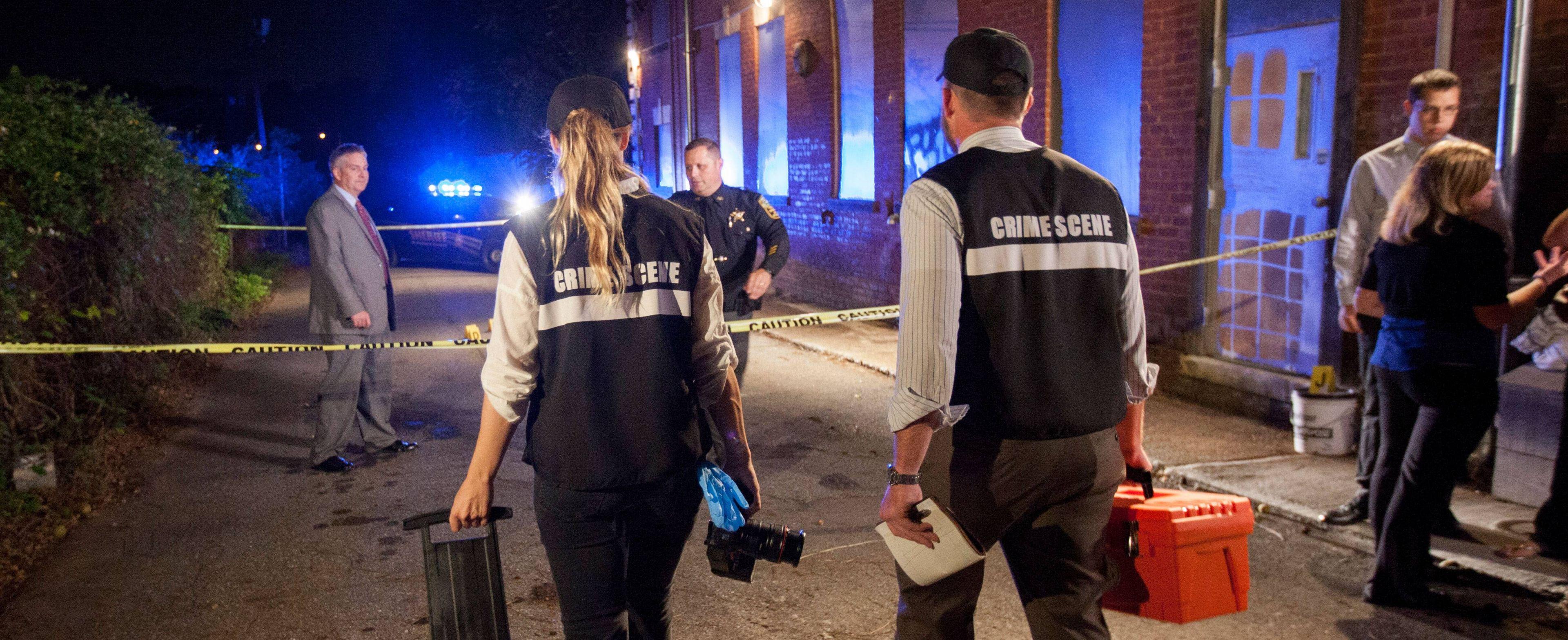 B S In Criminal Justice Crime Scene Investigation