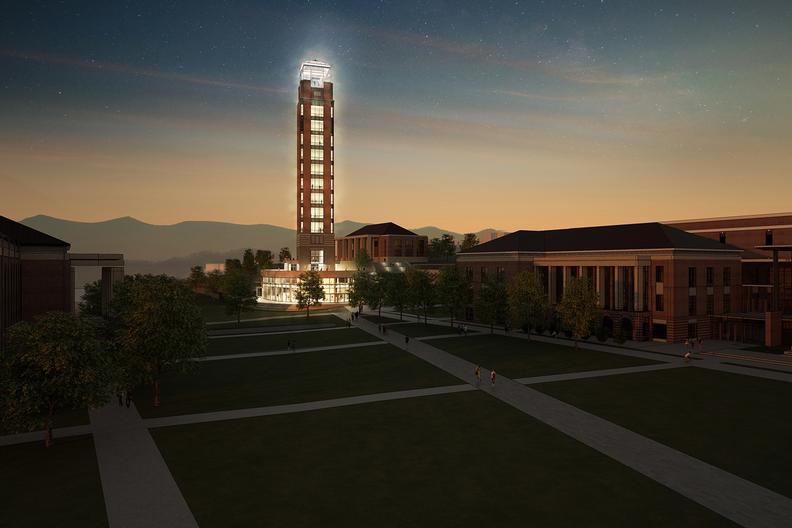 Liberty Receives 2 Million Gift For Rawlings School Of Divinity Liberty University
