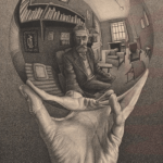 MC Escher Gallery