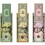 Federal Reserve Notes Monopoly Money
