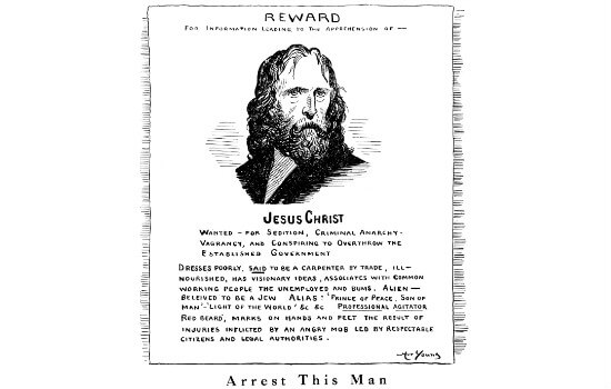 Arrest Jesus